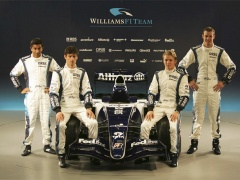 Williams FW28 pic