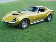Baldwin-Motion Corvette Phase III GT pic