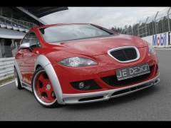 je design seat leon 1 p wide body pic #51935