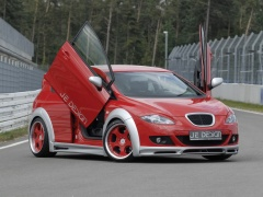 JE Design Seat Leon 1 P Wide Body pic