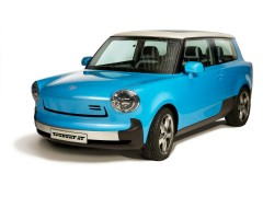 trabant nt concept pic #68132