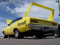 plymouth road runner superbird pic #21972