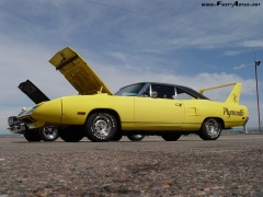 Plymouth Road Runner Superbird pic