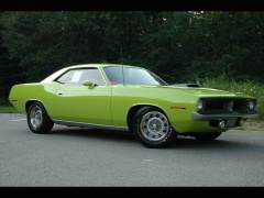 plymouth barracuda pic #39233