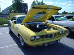 plymouth barracuda pic #39235