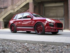edo competition porsche cayenne gts pic #59646