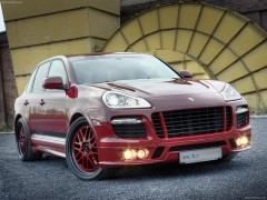 edo competition porsche cayenne gts pic #59648