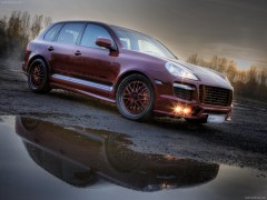 edo competition porsche cayenne gts pic #59649