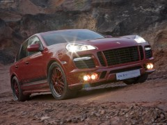 edo competition porsche cayenne gts pic #59650