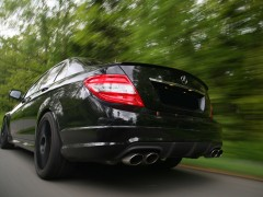 Edo Competition Mercedes C 63 pic