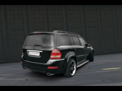 kicherer mercedes-benz gl 42 black line pic #61048