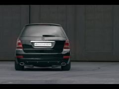 kicherer mercedes-benz gl 42 black line pic #61049