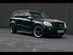kicherer mercedes-benz gl 42 black line pic #61051