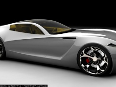 ruben vela design aston martin db-one pic #44266