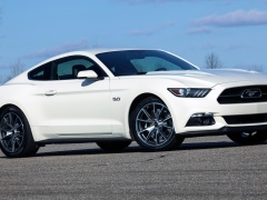 ford mustang gt 50 year limited edition pic #117274