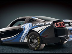 ford mustang cobra jet twin-turbo pic #121538