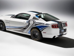 ford mustang cobra jet twin-turbo pic #121548