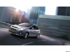Ford C-MAX Energi and Hybrid pic