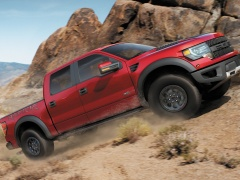 Ford F-150 SVT Raptor Special Edition pic