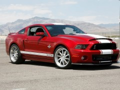 ford mustang shelby gt500 super snake pic #131142