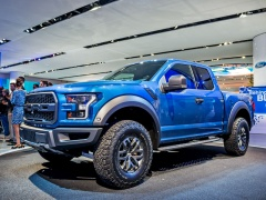 ford f-150 raptor pic #135537