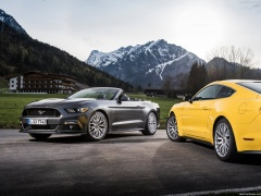ford mustang convertible eu-version pic #142110