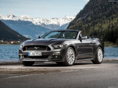 ford mustang convertible eu-version pic #142111