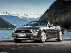 ford mustang convertible eu-version pic #142113