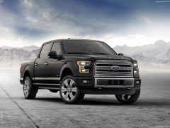 ford f-150 limited pic #146533