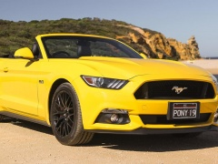 ford mustang gt convertible pic #166385