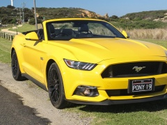 ford mustang gt convertible pic #166386
