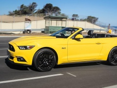 ford mustang gt convertible pic #166387