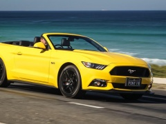 ford mustang gt convertible pic #166388