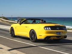 ford mustang gt convertible pic #166389