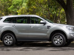ford everest pic #172630