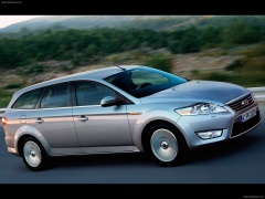 ford mondeo wagon pic #41766