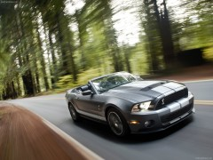 ford mustang shelby gt500 convertible pic #60508