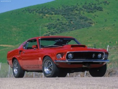 ford mustang boss 429 pic #70218