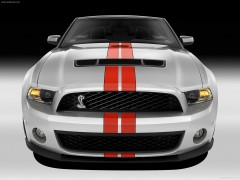 ford mustang shelby gt500 convertible pic #71517