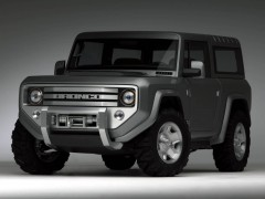 Ford Bronco pic