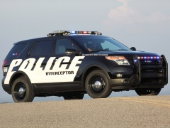 ford explorer police interceptor pic #75495