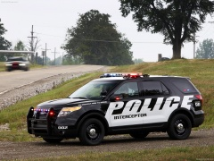 ford explorer police interceptor pic #75496