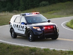 Ford Explorer Police Interceptor pic