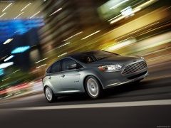 ford focus electric pic #77688