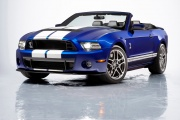 Mustang Shelby GT500 Convertible