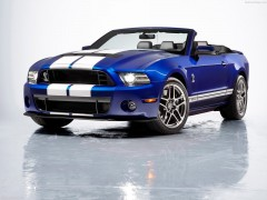 ford mustang shelby gt500 convertible pic #88864