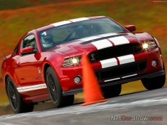 ford mustang shelby gt500 pic #92052