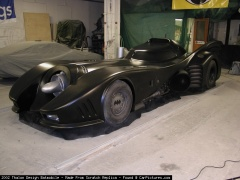 thalon design batmobile pic #44630