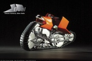 Ball Offroad Motorcycle