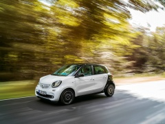 smart forfour pic #125114